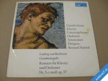Beethoven Gesamtausgabe Klavier 3 c moll op 37 NL