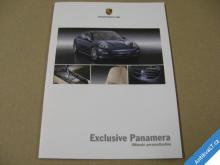 EXCLUSIVE PANAMERA personalisation ultimate