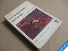 BERANUC DVŮR Chodský román Vrba Jan 1924