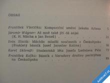 ČESKOLIPSKO LITERÁRNÍ 1988 Všetička, Mácha, Píč