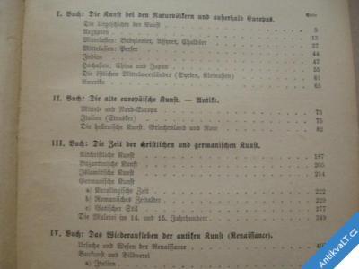 foto    EMMERS ILLUSTRIERTE KUNSTGESCHICHTE CA 1910