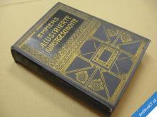 EMMERS ILLUSTRIERTE KUNSTGESCHICHTE CA 1910