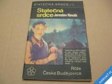Novák Jaroslav STATEČNÁ SRDCE 1969