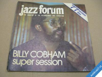 foto    Jazz Forum 77 / 4 / 1982
