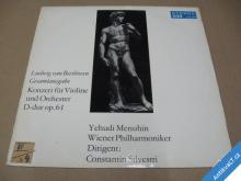 Beethoven Violine D-dur 61, Menuhin Wiener Phil.