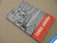 LEHKÁ ATLETIKA Bém - Kerssenbrock učebnice ČAAU