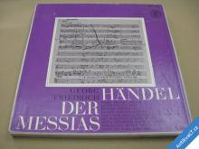 G. Fr. Händel DER MESSIAS Traxel, Engen, Töpper...