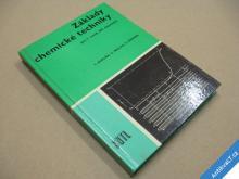ZÁKLADY CHEMICKÉ TECHNIKY 4. SPŠ SNTL 1979