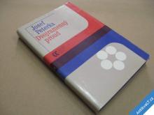DVOJRAMENNÝ PROUD Peterka Josef 1986