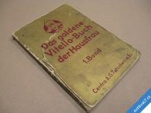 GOLDENE VITELLO BUCH DER HAUSFRAU I.b. 193?