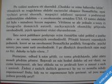 HVĚZDY A PRUHY NAD CHODSKEM Balcar B. 2010