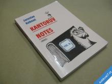 Kohout Jaroslav KANTORŮV NOTES 1997