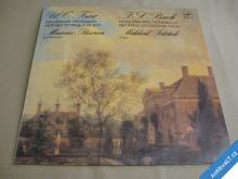 Bach J. S. Little preludes Anna M. Bach 1986 USSR