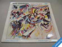 Stravinskij Igor SVĚCENÍ JARA ČF Košler Z. 1981