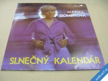 Gombitová M. SLNEČNÝ KALENDÁR 1982