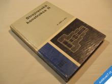 STROJÍRENSKÁ KONSTRUKCE II Kříž R. 1987