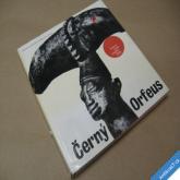 ČERNÝ ORFEUS moderní africká poezie 1977