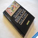 SLOVNÍK BIBLICKÉ KULTURY kolektiv 1990