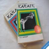 KARATE I. II. Levský V. L. 1972 slovensky
