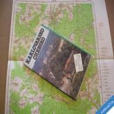 KARLOVARSKO CHEBSKO soubor 10 topografických map 1:50000 VZÚ 1992