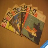 ČASOPIS ABC ročník 1963 čísla 2 3 4 5 6 7 8