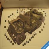 JEEPY 1941 - 45 Válečná technika Zaloga S. J. 2005