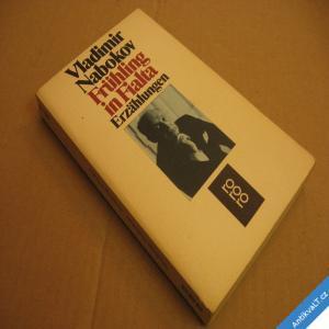 foto Nabokov Vladimir FRÜHLING IN FIALTA Erzählungen 1966