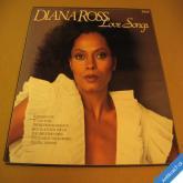 Ross Diana LOVE SONGS LP 1984 Motown (Holland)