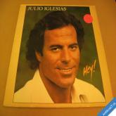 Iglesias Julio HEY! LP 1980 CBS