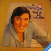 Gott Karel WENN ICH DICH NICHT HÄTTE LP 1980 Polydor / DE