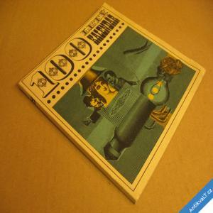 foto 100 letý Kalendář 1968 Knih. Máj