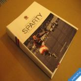 PADESÁT LET V HLEDIŠTI SPARTY Prückner František 2008 AC Sparta Praha