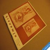 ALMANACH KNIHOVNY LOUNY 1988 LOUNSKÉ POHLEDNICE A JEJICH HISTORIE