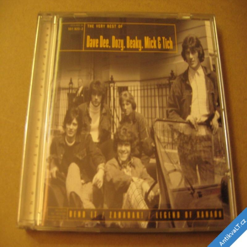 foto The Very Best of Dave Dee, Dozy, Beaky, Mick & Tich CD 1998 Spectrum