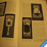 DÍLO časopis Jedn. výtvarných umělců 1905 č. 1 klenoty, secese