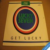 """LUCKY SEVEN """"GET LUCKY"""" Pronit deska intakt"""