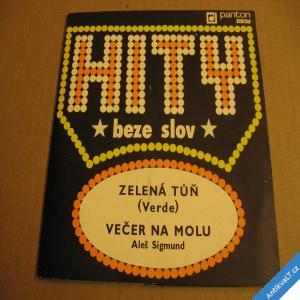 foto Verde, Aleš Sigmund HITY BEZE SLOV 1976 SP