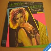 Madonna LIKE A VIRGIN LP deska topstav
