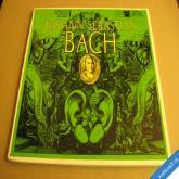 Johann Sebastian Bach GÉNIOVÉ SVĚTOVÉ HUDBY 1975 2LP