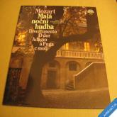 Mozart MALÁ NOČNÍ HUDBA 1979 LP