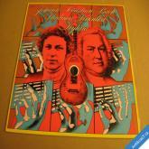 J. S. Bach - Vladimír Mikulka Kytara 1974 LP sešit