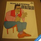 VEČERY S VLADIMÍREM MENŠÍKEM 1976 LP