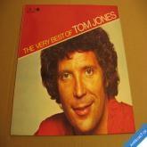 Tom Jones THE VERY BEST OF 1978 LP Opus