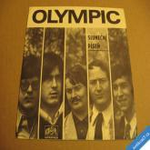 Olympic  SLUNEČNÍ PÍSEŇ, STREJČEK JONATAN 1970 SP