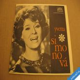 Simonová Y. Chladil M. ROK A PŮL, KDYŽ JARNÍ VÁNEK.. 1969 SP 0430781h