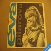 Pilarová Eva PŘÍSAHÁM, TŮŇ PŘÁNÍ 1970 SP 0430896
