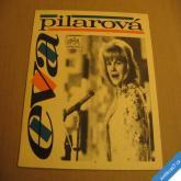 Pilarová Eva JÁ SE JEDNOU VRÁTÍM, LÉTO DLAŽBU ŽHAVÍ 1968 SP 043 0880
