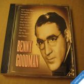 Goodman Benny & His Orchestra THE SWING AREA Cedar 199? CD