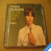 Kubišová Marta NECHTE ZVONY ZNÍT / SINGLY 2 1997 CD rarita +++
