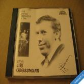 Grossmann Jiří SVÉ BANJO ODHAZUJI V DÁL 1991 Supraphon CD